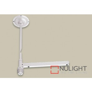 Lamp Base Ceiling Swing White ASU