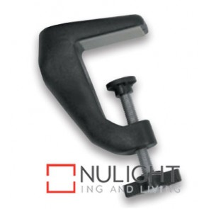 Base G Clamp Black Equipoise Model ASU