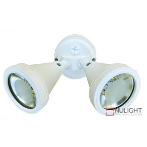 Cadet Led Twin Flood White ORI