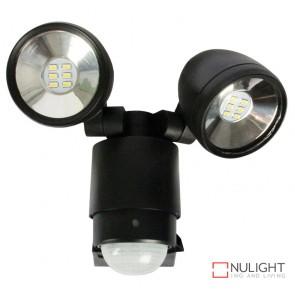 Sarus Led Twin Sensor Light Black ORI