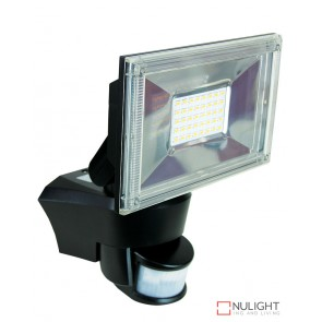 Ugo Led Sensor Flood Light Black ORI