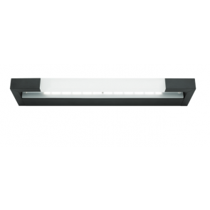 Lynx 12W LED Vanity Light Black COU