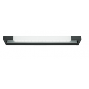 Lynx 16W LED Vanity Light Black COU