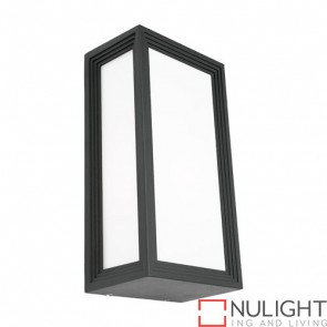 Lyon 1 Light Exterior Charcoal COU