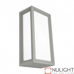 Lyon 1 Light Exterior Silver COU