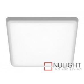 Quinn 25W LED Ceiling Flush White 3000k MEC