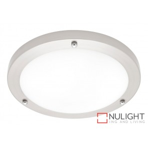 Noosa 30W Led Ceiling Flush Brushed Chrome 3000K MEC