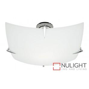 Yale DIY Ceiling Fixture Brushed Chrome MEC
