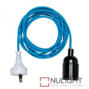 Gypsy Cordset With Plug Blue MEC