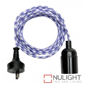 Gypsy Two-Toned Cord Set With Plug MEC