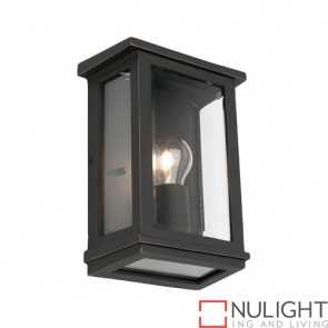Madrid 1 Light Ext Small Bronze COU