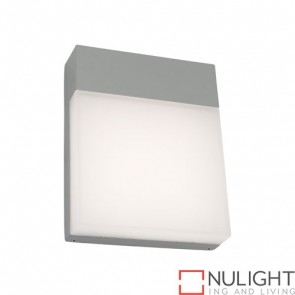 Mainz Exterior Wall Light Silver COU