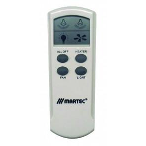 Bathroom Heater Remote Martec