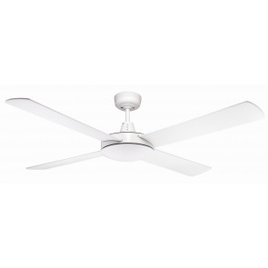 "Lifestyle 130 cm (52"") White Ceiling Fan Martec"