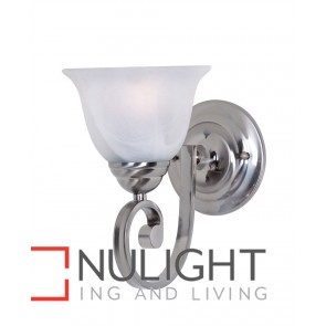 Mi Lighton Wall Bracket Brushed Chrome MEC