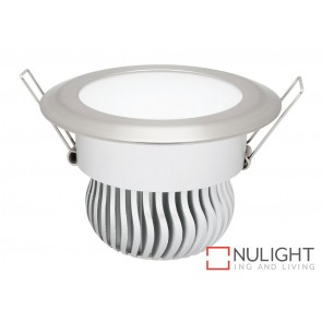 Equinox 16W Led Downlight 3000K Silver MEC