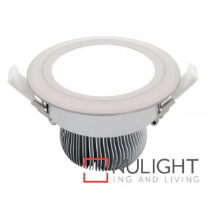 Equinox 2 16W Led Downlight Silver 3000K MEC