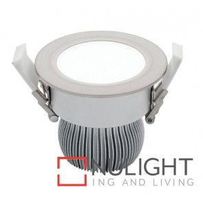 Equinox 2 11W Led Downlight Silver 3000K MEC