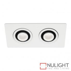 Stark 2 Light LED Spotlight 3000k MEC