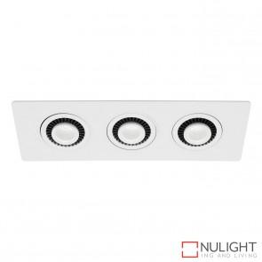 Stark 3 Light LED Spotlight 3000k MEC