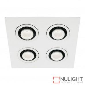 Stark 4 Light LED Spotlight 5000k MEC