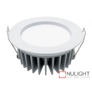 Optica 2 LED Downlight 3000K White MEC
