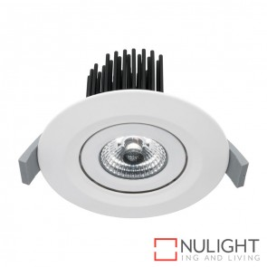 Mezzo 12 Watt Led Downlight - 3000K White MEC