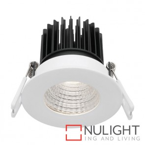 Gizmo 7 Watt Led Downlight - 3000K White MEC