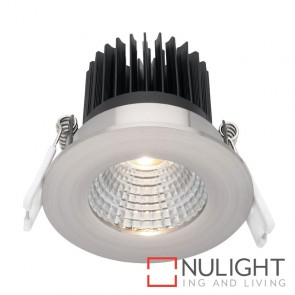 Gizmo 12 Watt Led Downlight Silver 3000K MEC