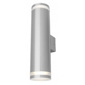 Elga 2 Light Exterior Wall Bracket Mercator Lighting
