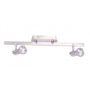 Pronto Two Light Bar Spotlight Mercator Lighting