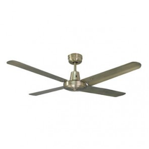 Swift 120cm Ceiling Fan with Metal Blades Mercator Lighting