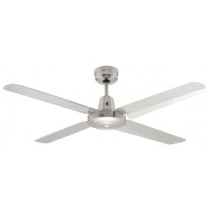 Swift 140cm Ceiling Fan with Metal Blades Mercator Lighting