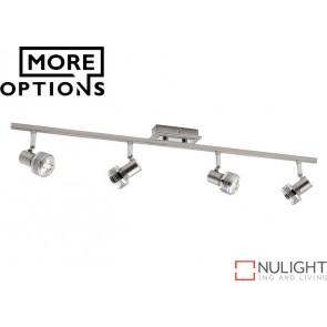 Mercury 4 Light Rail LED 7W Dim COU