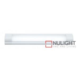 Metro Slim 20W LED Ceiling Batten White 5000k MEC