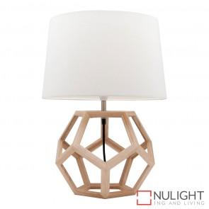 Peeta Natural Timber Table lamp MEC