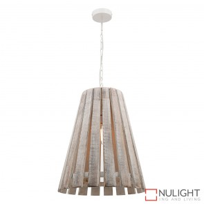 Copenhagen 1 Light Pendant - Large MEC