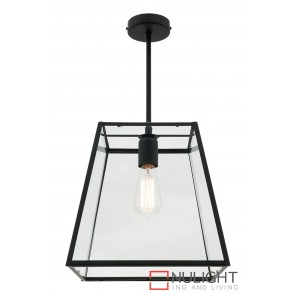 Manchester Large 1 Light Pendant MEC