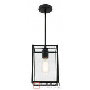 Manchester Small 1 Light Pendant MEC