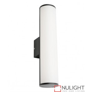 Minsk Exterior Wall Light Charcoal COU