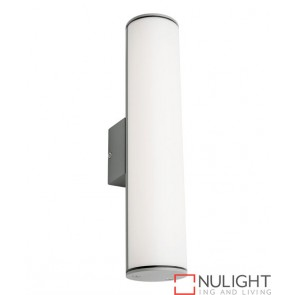 Minsk Exterior Wall Light Silver COU