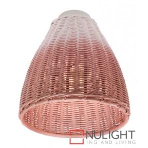 Calypso DIY Ceiling Fixture Pink MEC