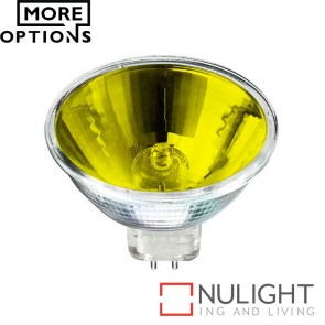 MR16 Coloured Halogen Globes CLA