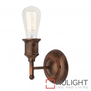 Leona Wall Light Bronze MEC