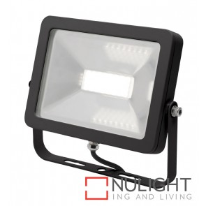 Surface 30W DIY LED Floodlight Black MEC