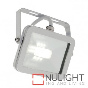 Spencer LED Exterior Flood - 10 Watt White MEC
