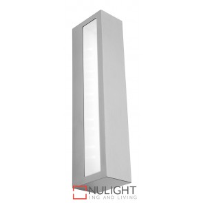 Somers Large Outdoor LED Satinless Steel MEC