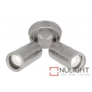Fischer 2 Light Exterior Spotlight Plate MEC
