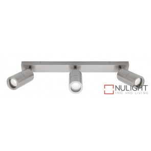 Fischer 3 Light Exterior Spotlight Bar MEC