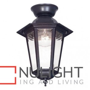 Tilbury DIY Exterior Light Black MEC